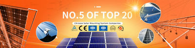 quality Solar Panel Ground Mounting Systems factories