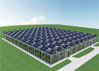 Farmland Agriculture Ground Mounted PV Systems On Off Grid Type High Pre Assembled Parts