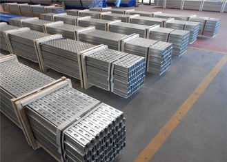 China Silver Galvanized Steel Profile Solar Mounting System PV Module Components factory