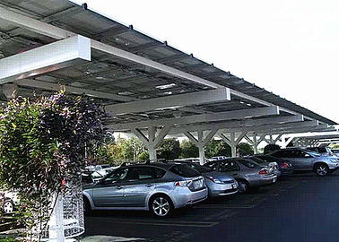 Car Shed PV Carport Solar Systems Solar Panel Racking Systems Renewable Energy