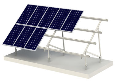 China Stainless Steel SUS304 Solar Panel Ground Mounting Systems Ground Plant Pile factory