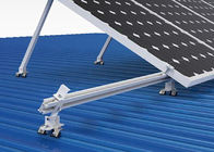 Living House Solar Panel Frame Mounting Kit , Triangular Bracket Solar Power Roof Systems supplier
