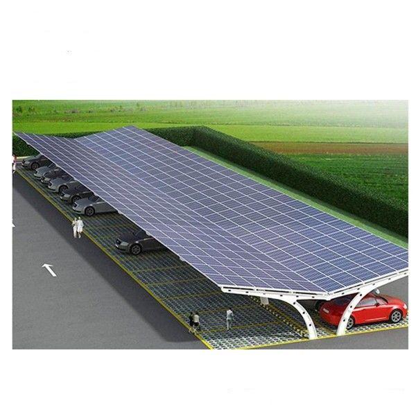 Pv Garage Canopy Solar Carport, Garage Solar Power