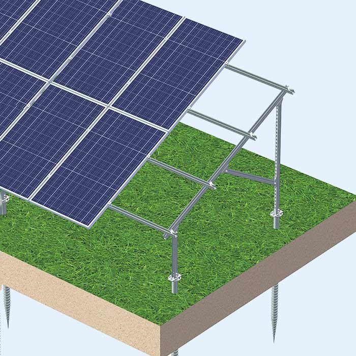 How to Mount Solar Panels - The Methods Naked Solar Use