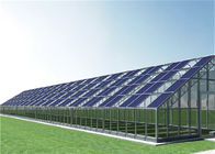 Adjustable Height Greenhouse Solar System Frame Mounting Structure Lightweight